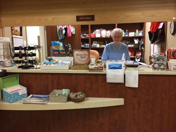 Gift shop open for business during the breakfast fundraiser..jpg