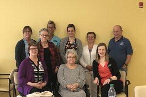 Planetree Steering Committee 2019 - Nashwaak Villa
