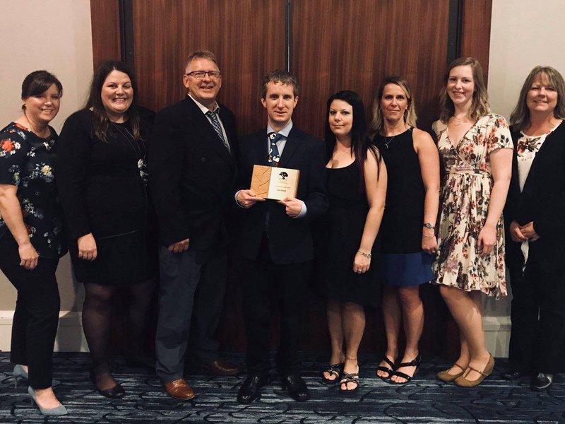 Planetree Scholar award 2018