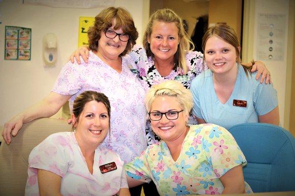 Nursing Team - Services - Nashwaak Villa